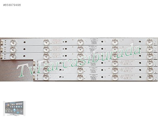 TV LED BAR DLED BEKO-ARÇELİK 40.7 CM 5 LED KOD 418