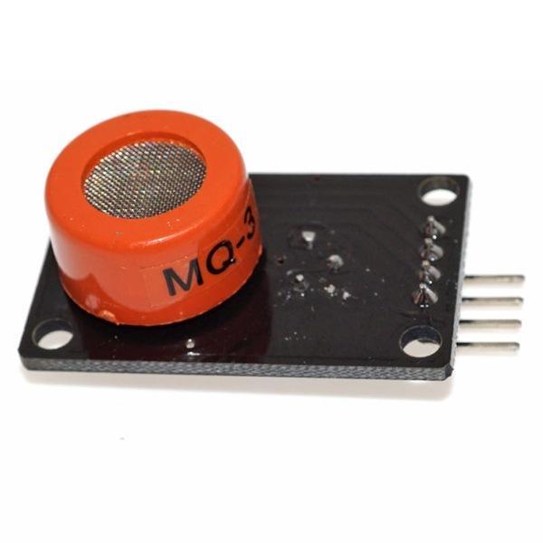 MQ-3 Alkol Etanol algılama Sensör Modülü