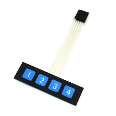 ARD-YDP 1698 1X4 MEBRAN TUŞ TAKIMI - Arduino